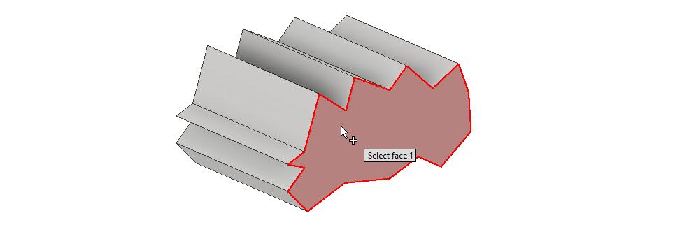 Selecting Multiple entities using Pick in Inventor - Ekins
