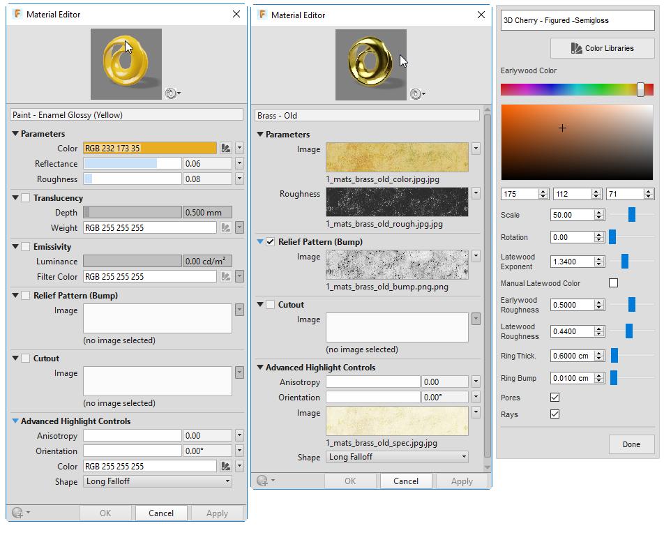 Setting Colors in Fusion 360 Using Appearances - Ekins